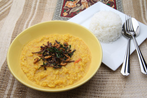 Ananda's Curry