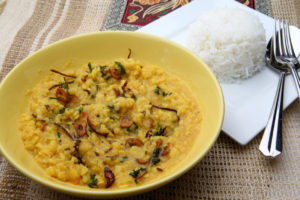 Tadka Dal from Ananda's Gourmet