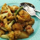 Aloo Gobi Masala from Ananda's Gourmet